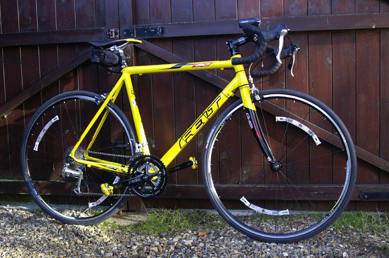 Kerry's new bike